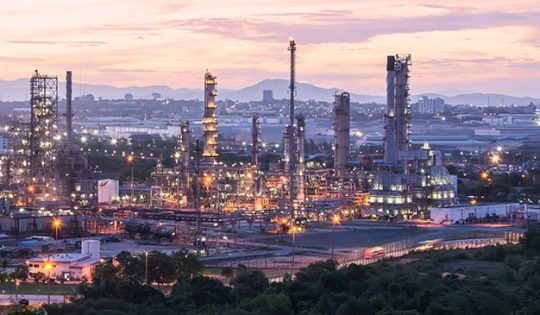 Improving Oil and Gas Enterprise Efficiency with Data - 1